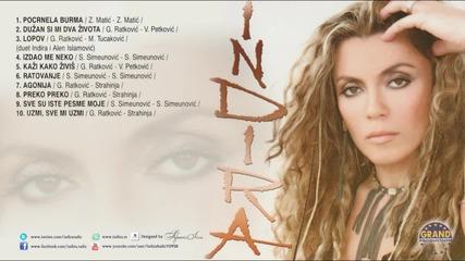 Indira Radic - Ratovanje - (Audio 2002)