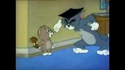 Tom And Jerry - Professor Tom