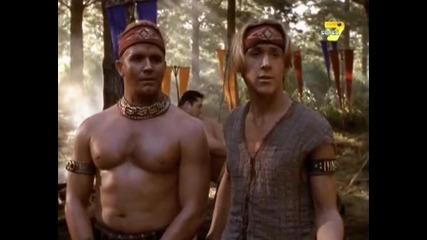 Младият Херкулес - Сезон 1 - Епизод 34 - Победителите не ги съдят
