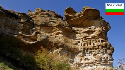 Зиданата скала над Лисиците