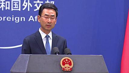 China: Beijing slams US missile test as starting new 'arms race'