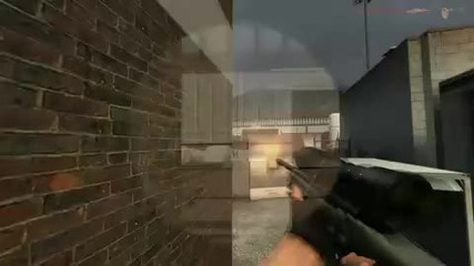 Css - Nuke Wallbang from T spawn Lolshot [high Quality]