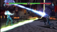 Смъртоносна Битка срещу Dc Вселена / Магии и Комбота на Суб-3еро
