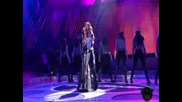 Jennifer Lopez -Que Hiciste(live Pop Idol)