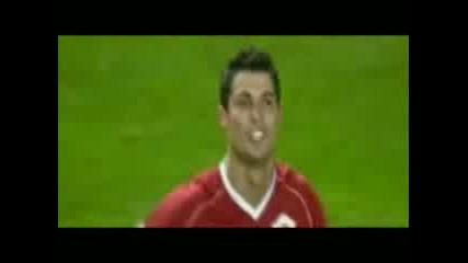 Ronaldinho Vs. C.ronaldo