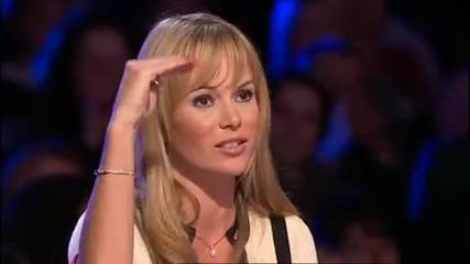 Малкия си го бива .. Aidan Davis - Britains Got Talent 2009
