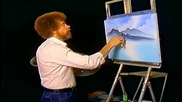 S04 Радостта на живописта с Bob Ross E09 - хладни води ღобучение в рисуване, живописღ
