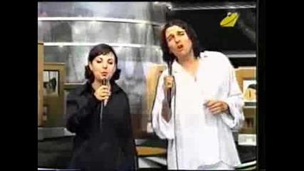 All Alone - engl.vers. - Деян Неделчев И Донна Барух - 2005