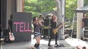 Selena Gomez - Kiss & Tell - Live at Six Flags St. Louis 8222010