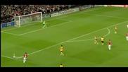 Кристиано Роналдо срещу Арсенал 2008/2009(h) Champions League