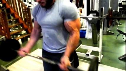 Lorenzo Becker - Brutal Workouts For Brutal Guns