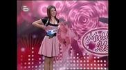 Music Idol 2 - 27.02.08г. - Изпълнението на Николина Димитрова High Quality