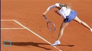 Champion Sharapova Through in Paris