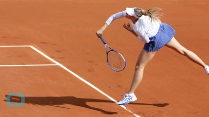 Champion Sharapova Through in Paris