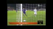 """""""Фиорентина"""" победи с 2:1 """"Катания"""", която игра с 9 аржентинци"""