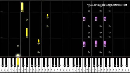 Урак за пиано - Come and Get It by Selena Gomez - Piano Tutorial