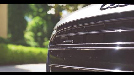 Audi R8 V10 - Black Di Forza by Savini Wheels 2015