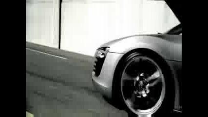 Ауди R8 Реклама