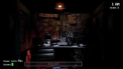 Five nights at freddy's l #night 3