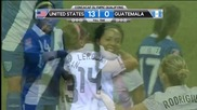 Женски футбол- Сащ- Гватемала 13:0