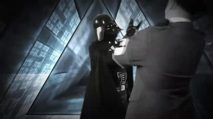 Darth Vader vs Hitler - paп битка