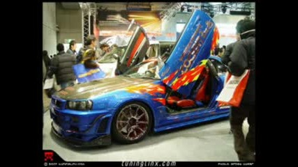 Tuning Cars From Tokyo