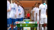 Англия загуби от Италия с 1:2