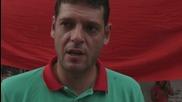 Константинов: Подкрепете тези момчета заради всичко, което са дали на българския волейбол!