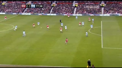 12.02.2011 - * Rooney Magnificent Goal Versus Man City