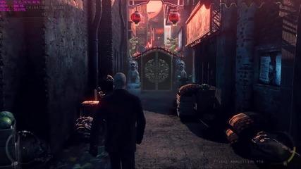 Hitman Absolution Gameplay 1 Хитман- тихия убиец