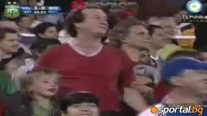 Велес 1 - 0 Бока Хуниорс