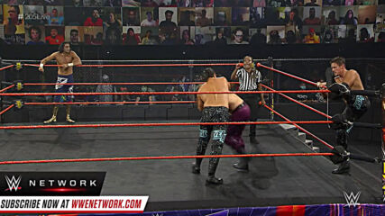 Mansoor & The Brian Kendrick vs. Ever-Rise: 205 Live, Oct. 30, 2020