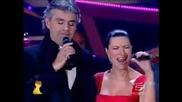 Andrea Bocelli & Laura Pausini - Dare To Live (vivere)