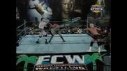 Sheamus O Shaunessy and Dolph Ziggler vs Eric Escobar and Kofi Kingston Част 2