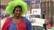 Скрита камера: Заместника на клоуна