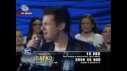 Music idol 3 - Малък концерт - Дарко Илиевски (here i go again).flv