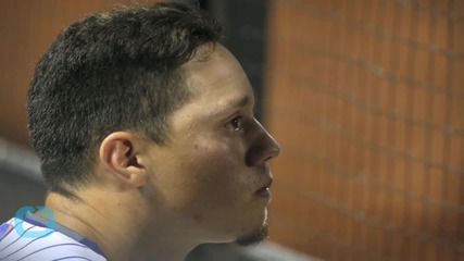 New York Mets Player Wilmer Flores Cries During Game After Trade Rumor