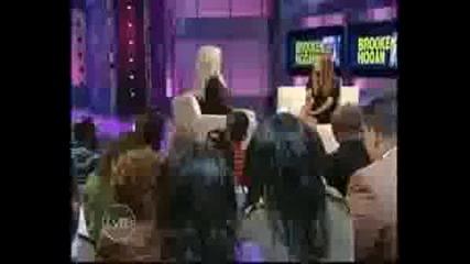 Brooke Hogan On Tyra Show Part 2