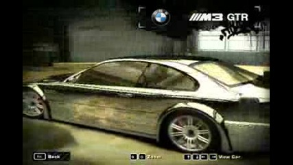 Nfs Most Wanted Bmw M 3