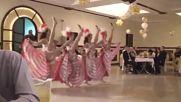 Cancan dance