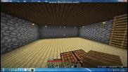 Майнкрафт оцеляване в challangecraft - правим chestroom