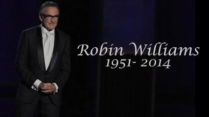 Последно Сбогом , Робин Уилямс!