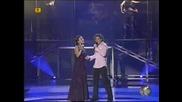 David Bisbal y Chenoa  - Красавицата и Звяра