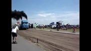 Scania Truck pulling Team Van Donselaar