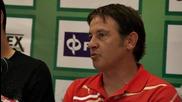 Диян Петков: Надявам се да вкараме гол и да не допуснем такъв
