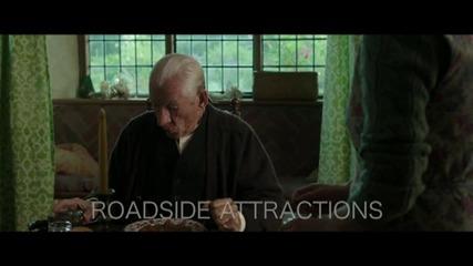 Ian McKellen In A Scene From 'Mr. Holmes'