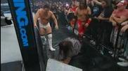 Tna Slammiversary 2011 / Abyss Vs. Kazarian Vs. Brian Kendrick [ Tna X Devision Championship ]