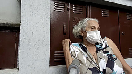 Brazil: Mass COVID-19 vaccination campaign begins in Sao Paulo retirement home