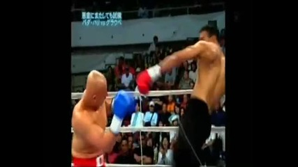 Badr Hari Highlight New 2009