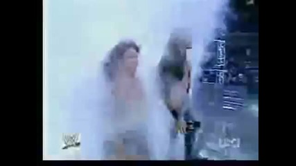 Edge and Lita / / Crossfade - Cold / / (rock)